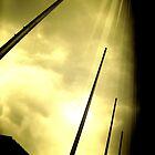 Black Poles by lightsmith