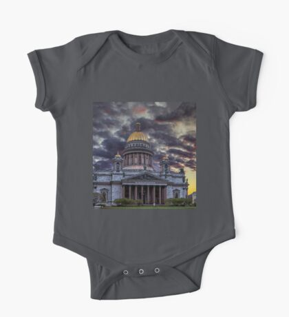 Saint Isaac's Cathedral One Piece - Short Sleeve