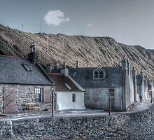 Fishing Village by Mark Mair