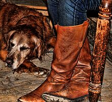 Boots and Buddy by Judy Vincent
