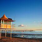 Glenelg Beach by Kelvin  Wong