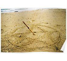 Beach Spell Poster
