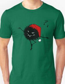 Evil Christmas Bug T-Shirt T-Shirt