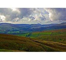 In The Dales Photographic Print