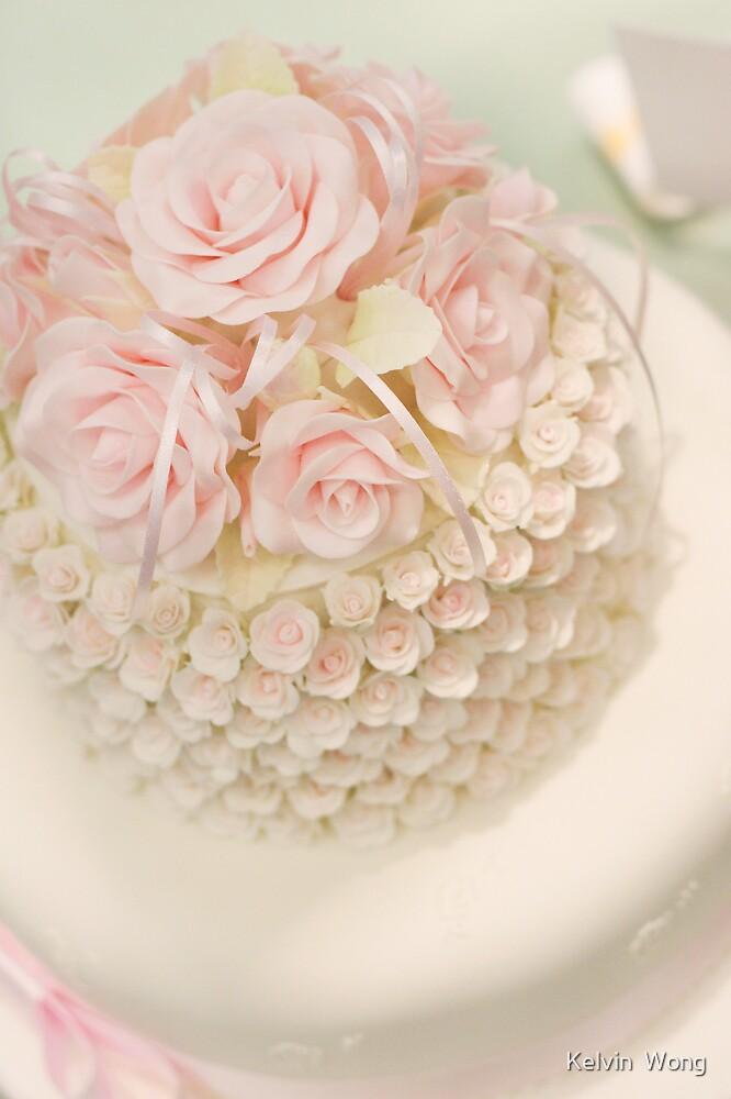 Wedding Cake by Kelvin  Wong