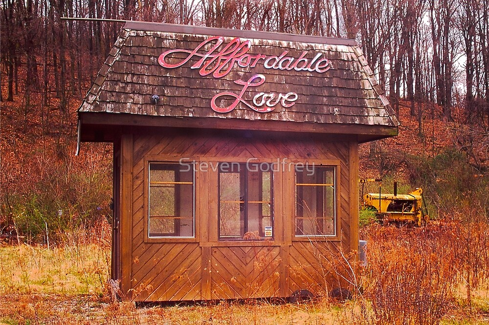 Affordable Love by Steven Godfrey