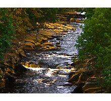 River Swale at Keld Photographic Print