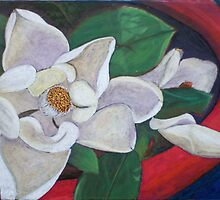 Ferry Farms Magnolia by Phyllis Dixon
