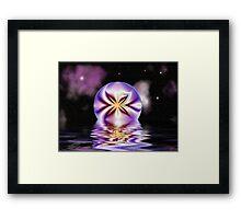 Moonlit Bay Framed Print