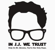 In J.J. We Trust - Stencil by HelloGreedo