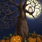 The Halloween Tree by Lee Anne Kortus