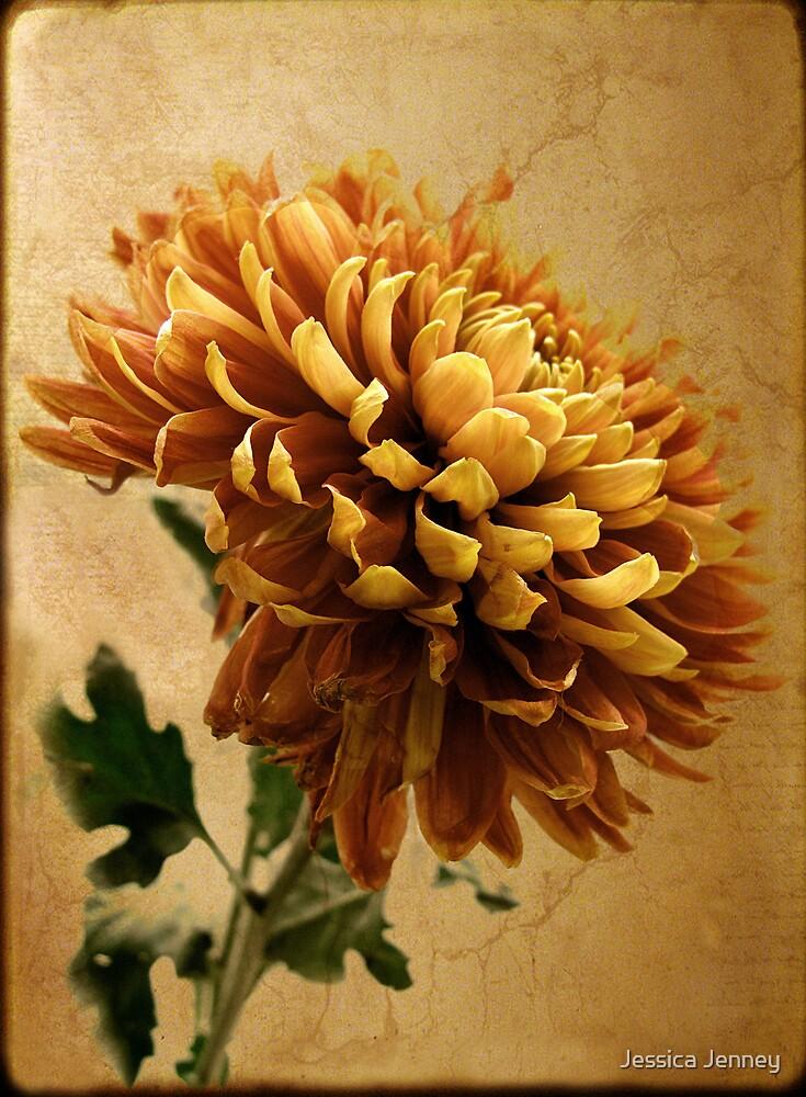 Golden Mum by Jessica Jenney