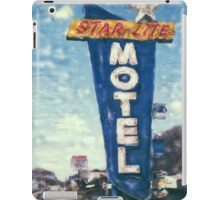 Star-Lite Motel iPad Case/Skin
