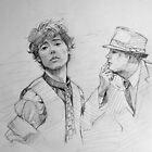 rough sketch by jhjjjoo