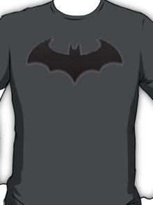 Batman (Arkham Series) Distressed Logo T-Shirt