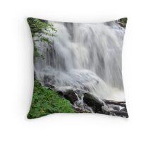 B. Reynolds Falls - Ricketts Glen  Throw Pillow