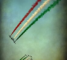 Frecce tricolori by Barbara  Corvino