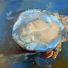 Maryland Oyster 2 by Phyllis Dixon