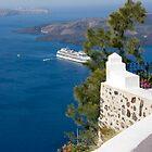 Santorini View - Breathtaking. by imagic