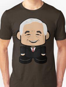 Ron Paul Politico'bot Toy Robot 1.0 Unisex T-Shirt