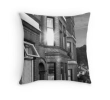 What light in yonder window..........? Throw Pillow