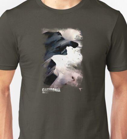 CHAMONIX-MONT BLANC Unisex T-Shirt