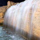 waterfall by Diana Forgione