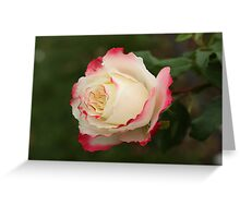 Just a Touch of Lipstick Greeting Card