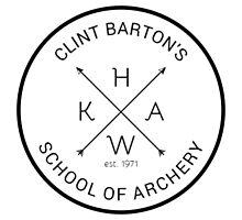 school of archery Photographic Print