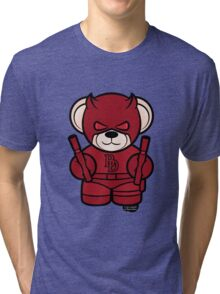 Beardevil Tri-blend T-Shirt