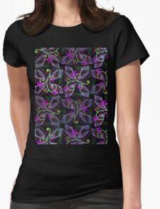 Floral Shell Butterfly T-Shirt