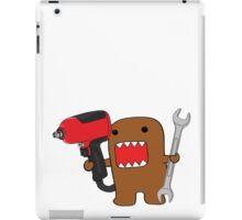 Mr. Mechanic Domo iPad Case/Skin