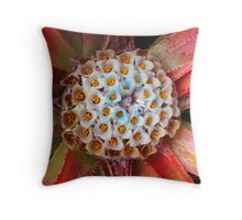 Exotic Botanical  Throw Pillow