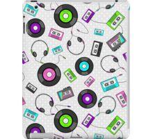 Audiophile iPad Case/Skin