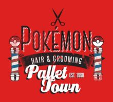 PokeBarber Kids Clothes