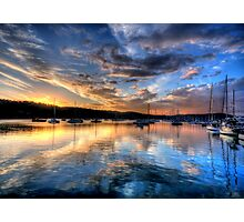 The Hard Life - Newport, Sydney NSW - The HDR Experience Photographic Print
