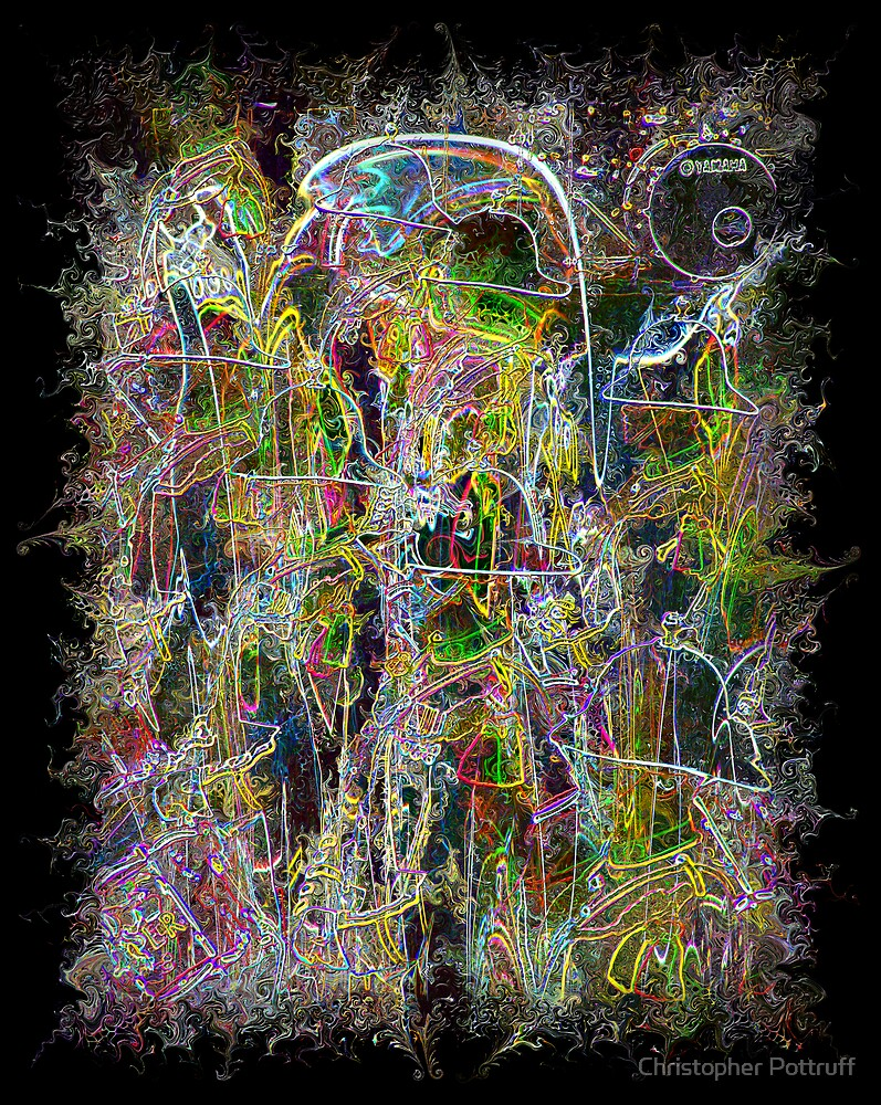 Synaesthesia by Christopher Pottruff