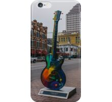 Music Capital iPhone Case/Skin