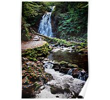 Gleno Falls (7) Poster