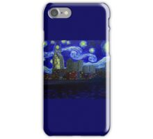 """Nashville Starry Night"" (2012) iPhone Case/Skin"