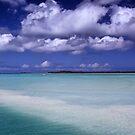 Bora Bora by Antonio Zarli