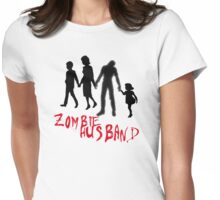 Zombie Hubby Womens Fitted T-Shirt
