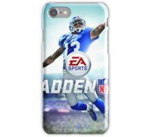Madden 16 iPhone Case iPhone Case/Skin