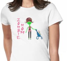Zombie Mom Womens Fitted T-Shirt
