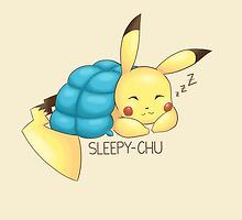 Sleepy-Chu by SamachiiChan