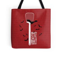 Fear and Loathing Tote Bag