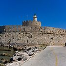 St Nicholas Fortress by Tom Gomez