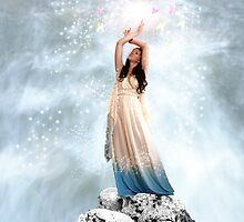 Creating Peace and Harmony by Jozianna