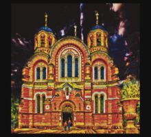 St Volodymyr's Cathedral T-Shirt