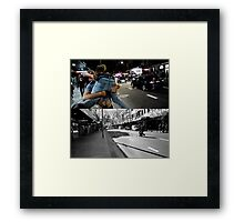 Like Night and Day - Lads - 2009 Portfolio Project Framed Print